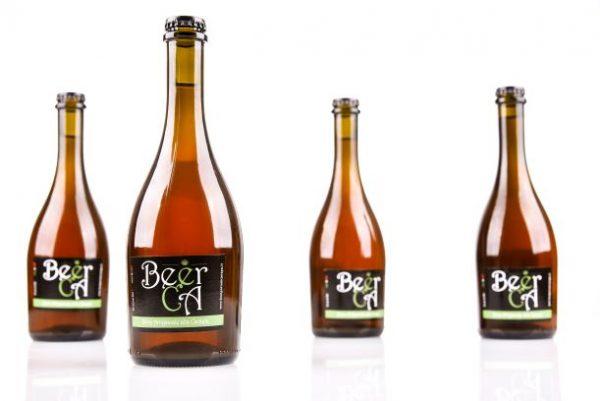 Birra alla canapa: confezione da 4 bottiglie